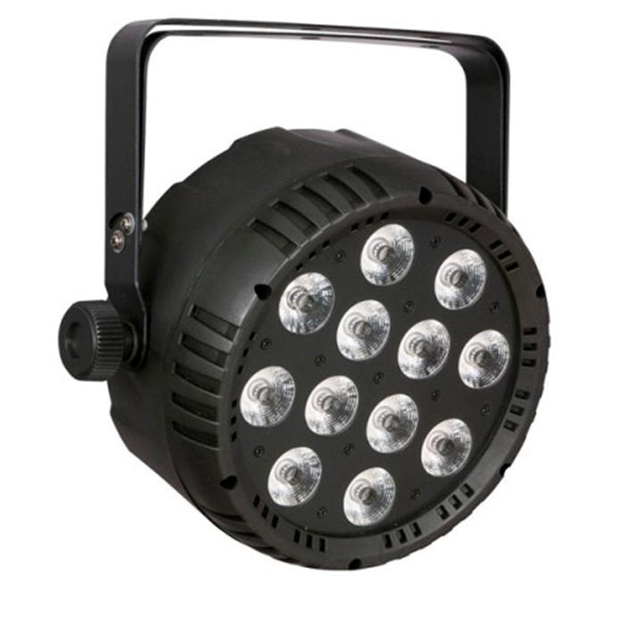 Par effetto luce Showtec Club Par 12/4 RGBW 12 LED da 8W 4-in-1
